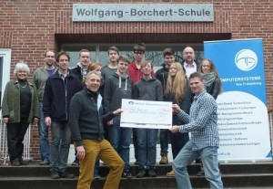 HF-Computersysteme als Sponsor in Itzehoe